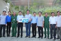 Tuổi trẻ doanh nghiệp hướng tới Kỷ niệm 50 năm Chiến thắng Đồng Lộc