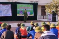 Cẩm Xuyên: Nhiều hoạt động hưởng ứng Ngày Pháp luật Việt Nam