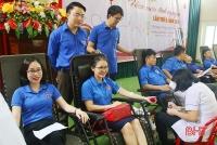 Đoàn khối CCQ&DN tỉnh: Đoàn viên thanh niên hiến 304 đơn vị máu sau 02 Ngày hội hiến máu tình nguyện