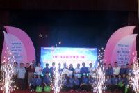 Sinh viên Đại học Hà Tĩnh giành giải Rung chuông vàng bảo vệ môi trường năm 2018