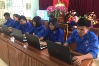 Học sinh, sinh viên Hà Tĩnh tham gia hưởng ứng Hội thi Olympic Tiếng Anh toàn quốc