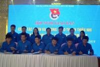 Hội nghị giao ban công tác Đoàn và phong trào thanh thiếu nhi Cụm Bắc Trung Bộ 6 tháng đầu năm 2018