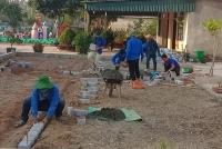 Can Lộc: Sôi nổi hoạt động xây dựng Nông thôn mới