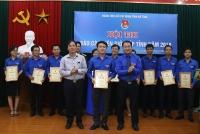 Tổ chức thành công hội thi báo cáo viên giỏi cấp tỉnh năm 2018