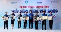Tiếp sức mùa thi hiệu quả, tuổi trẻ Hà Tĩnh được Trung ương Đoàn tặng bằng khen