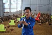 Thạch Hà: Thanh niên xã Thạch Trị vượt khó lập nghiệp