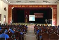 Thành đoàn Hà Tĩnh: Nâng cao nhận thức, phát huy vai trò, trách nhiệm của tuổi trẻ thành phố Hà Tĩnh trong bảo vệ chủ quyền biển, đảo trong tình hình hiện nay