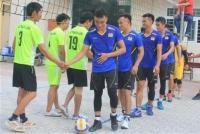 Thạch Hà: Tổ chức thành công giải bóng chuyền nam toàn huyện