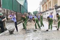 Thành đoàn Hà Tĩnh: Sôi nổi Chiến dịch Hành quân xanh năm 2018