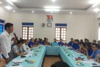 Hội nghị lấy ý kiến góp ý sửa đổi Luật Thanh niên