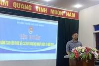 Tập huấn kiến thức hội nhập quốc tế cho 300 cán bộ Đoàn, Hội