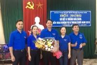 Hương Sơn: Hội nghị sơ kết công tác Đoàn và phong trào thanh thiếu nhi 6 tháng đầu năm, triển khai nhiệm vụ 6 tháng cuối năm 2018
