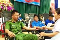 Cẩm Xuyên: Sôi nổi các hoạt động tuần thú 5 -Chiến dịch TNTN Hè 2018