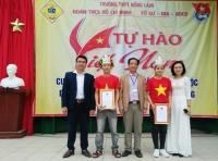 Hồng Lĩnh: Mô hình hoạt động tiêu biểu trong Đoàn trường THPT Hồng Lam
