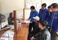 Hà Tĩnh: tổ chức ngày thứ bảy tình nguyện giải quyết thủ tục hành chính cho nhân dân năm 2018