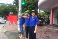 Tuổi trẻ Hà Tĩnh tích cực tuyên truyền, phổ biến pháp luật  đảm bảo an toàn giao thông