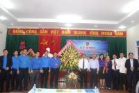 Lãnh đạo tỉnh chúc mừng Tuổi trẻ tỉnh nhà nhân ngày thành lập Đoàn TNCS Hồ Chí Minh