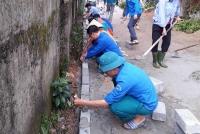 Hồng Lĩnh: Sôi nổi các hoạt động hưởng ứng sau phát động đợt cao điểm Xây dựng Nông thôn mới, Đô thị văn minh