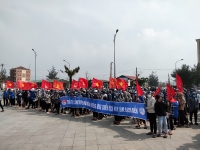 """Cẩm Xuyên: Tuổi trẻ Cẩm Xuyên ra quân hưởng ứng chiến dịch """"Hãy làm sạch biển"""" lần thứ I, năm 2021"""